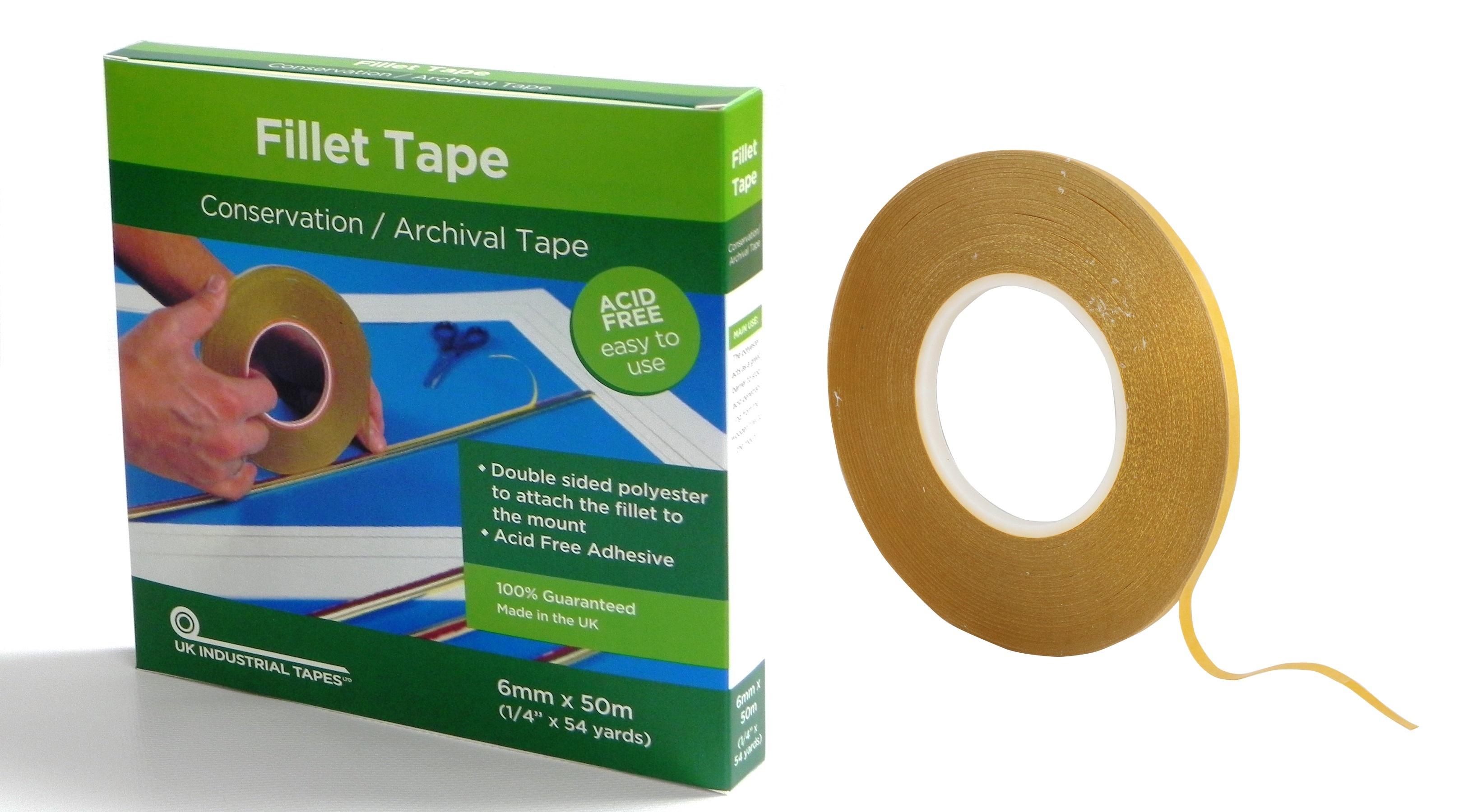 Fillet tape uk industrial tapes ltd